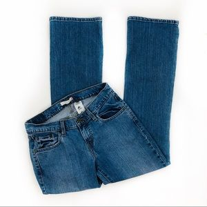 Levis 529 Curvy Stretch Jeans straight leg 8M